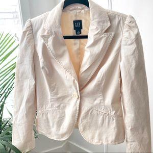 Puff Sleeve Blazer Jacket